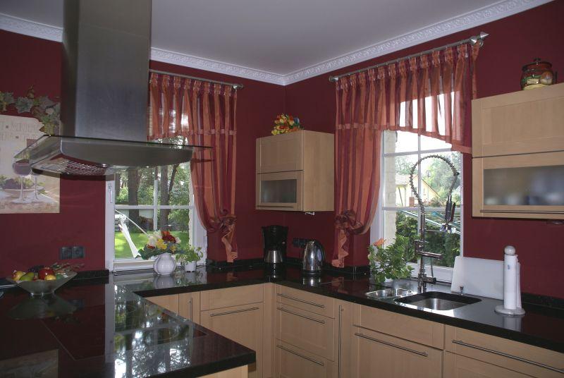 Küche und badezimmerdekorationen ihre tapeten etage